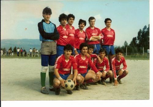 FOTO SD NEGREIRA anos 80 2